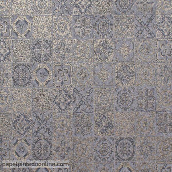 8 best papel pintado smart casadeco images on pinterest for Papel pintado imitacion azulejo