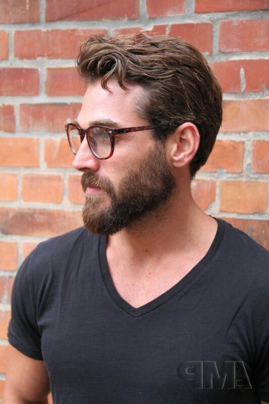 Ray Ban Sunglasses Men With Beard Hairstyles