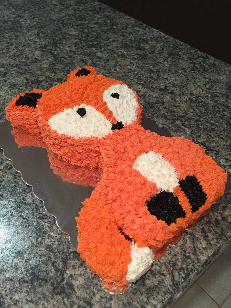 Fox cake                                                                                                                                                                                 More