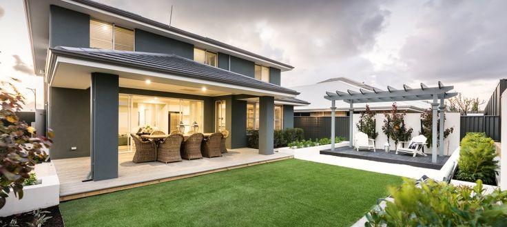 backyard   APG Homes
