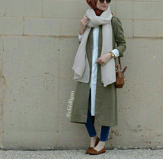 Street Hijab Fashion : Photo                                                                                                                                                      More