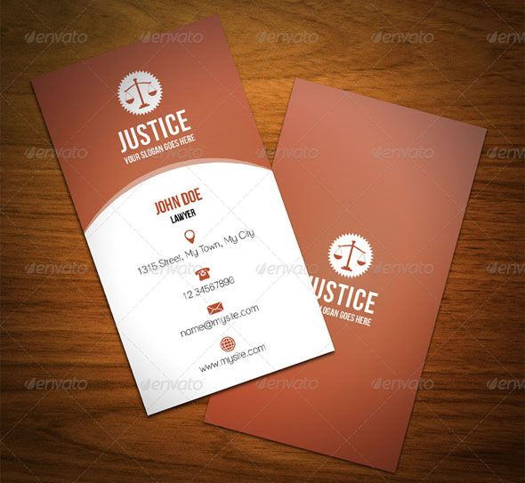 The 11 best business cards lawyer images on pinterest business 25 creative lawyer business card templates reheart Images
