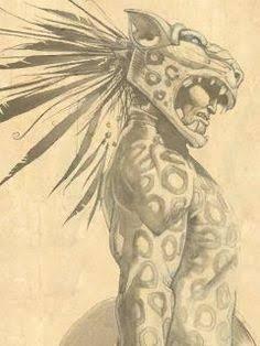 Resultado de imagen para mexican jaguar warrior