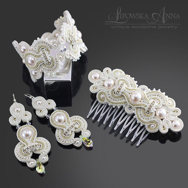 643 Anna Lipowska LiAnna Biżuteria sutasz   soutache  www.lianna.blox.pl elegancka bridal wedding