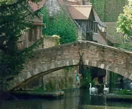 Brugge Belgium--- This city looks as though it came straight out of a fairy tale ... so beautiful and quaint ...