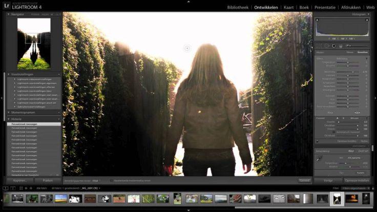Lightroom tutorial - Handige tips voor mooie en speciale effecten! (beli...