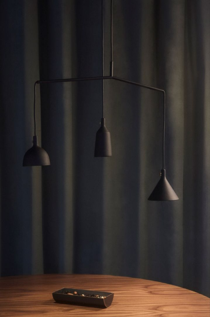 MENU | Cast Pendant by Tom Chung & Jordan Murphy, Shot by Claus Troeldsgaard