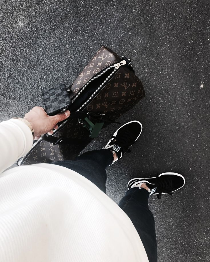 My first Louis Vuitton, Keepall 45 Macassar