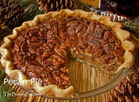 Art peacan pie yummiii-recipes