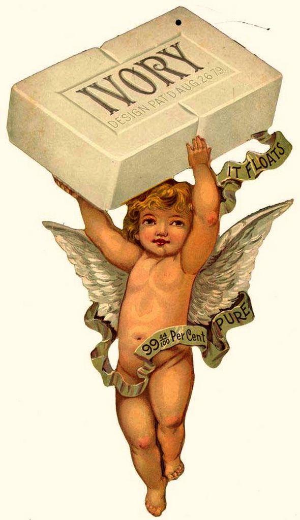 Ivory Soap Vintage Trade Card