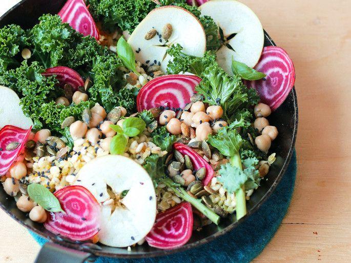 Vegetarisk julmat - recept