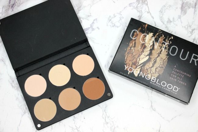 How to Contour with the Youngblood Mineral Cosmetics Contour Palette | My Beauty Bunny