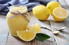 Crème de citron !!!! Miam