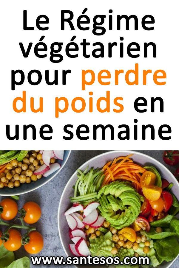 Régime végétarien pour maigrir, oui ça marche !