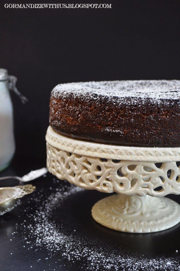 Low fat jamaican ginger cake recipe