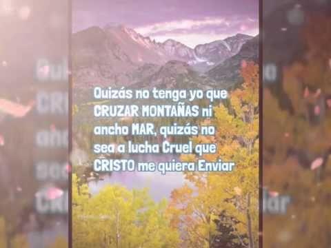 A DONDE ME MANDES IRE SEÑOR DIOS REFLEXION - YouTube