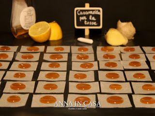 Anna in Casa: ricette e non solo: Caramelle di miele e zenzero per la tosse (ma non ...