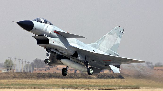 Chinese jets shadowed US and Japanese planes in new air defense zone | EUTimes.net