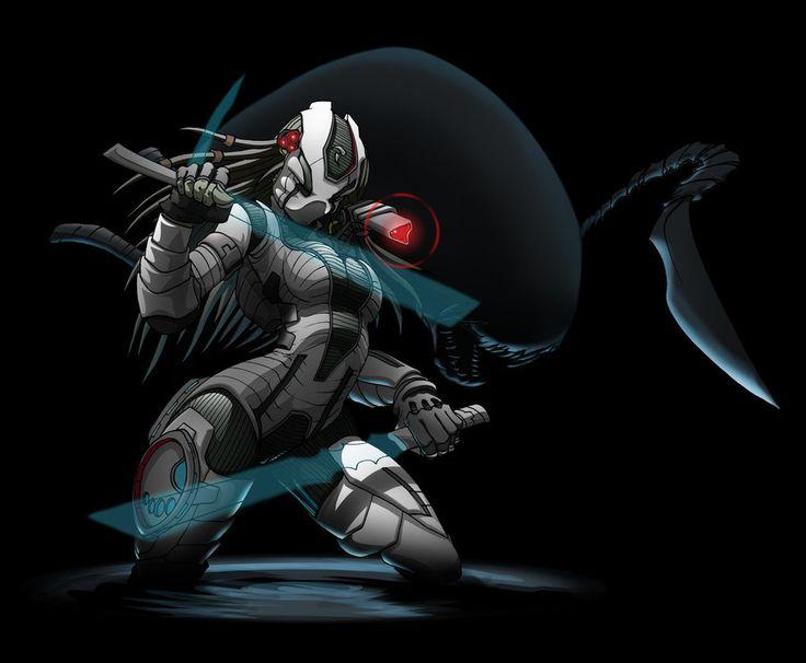 2879 Predator Girl 3 by Spoon02.deviantart.com on @deviantART