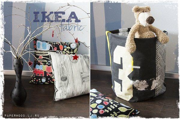 Decorative #pillow, #ikea #fabric #homedecor, home, interior, #textile, details