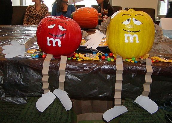 Decorating Pumpkin Ideas Without Carving Decorating