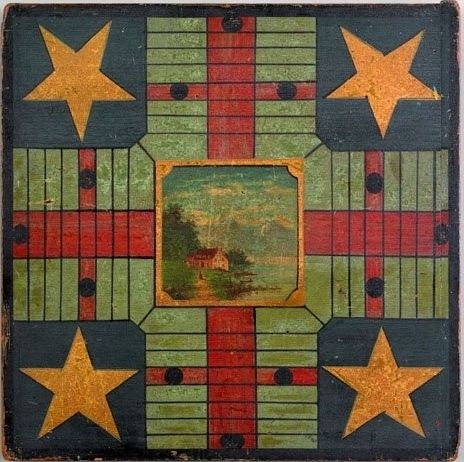 A gorgeous gameboard!