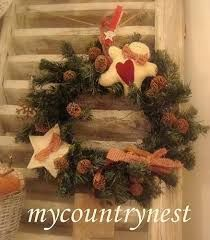 Risultati immagini per ghirlande natalizie