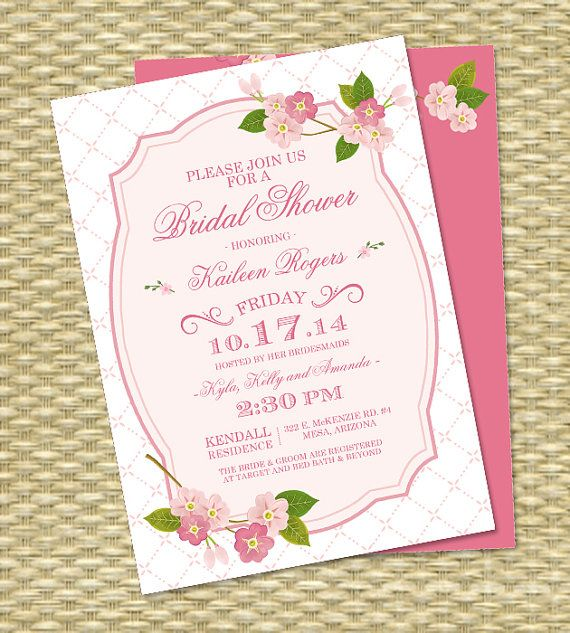 287 best Bridal Shower, Couples Shower, I Do BBQ Invitations and - bridal shower invitation samples