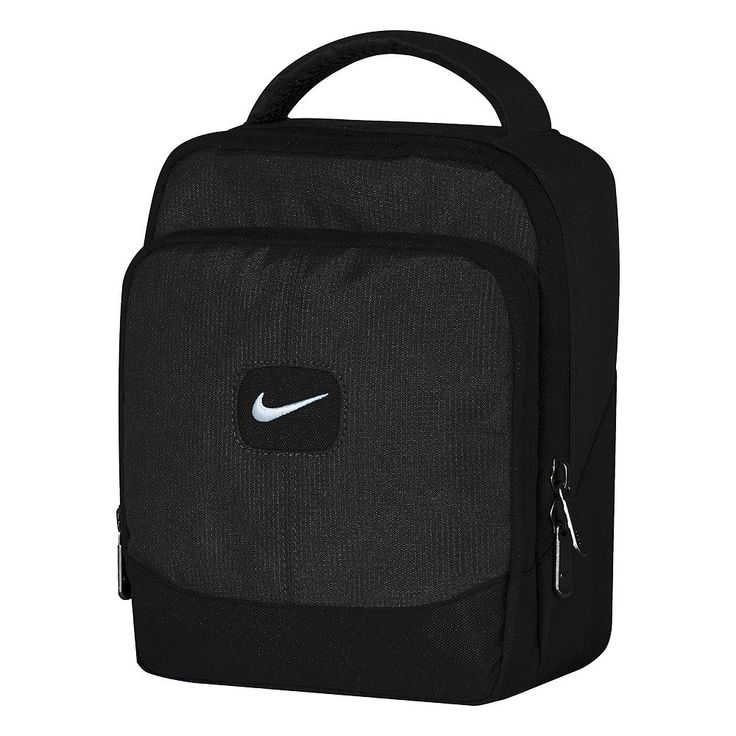 Nike Insulated Lunch Tote, Black