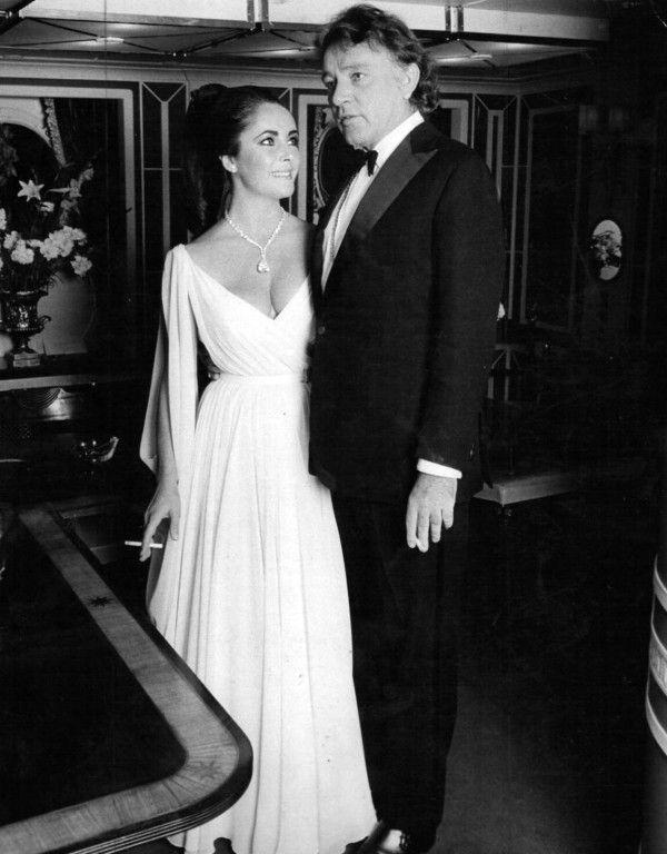 Liz & Dick 1960's #vintage #Hollywood