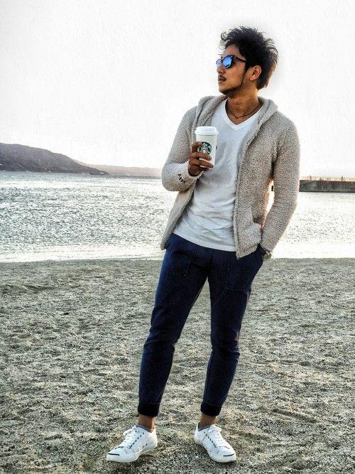 yusuke|Ray-Banのサングラスを使ったコーディネート