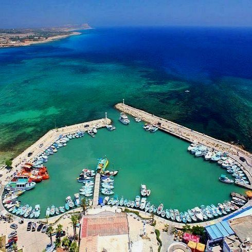 Marina Ayia Napa, Famagusta District, Cyprus