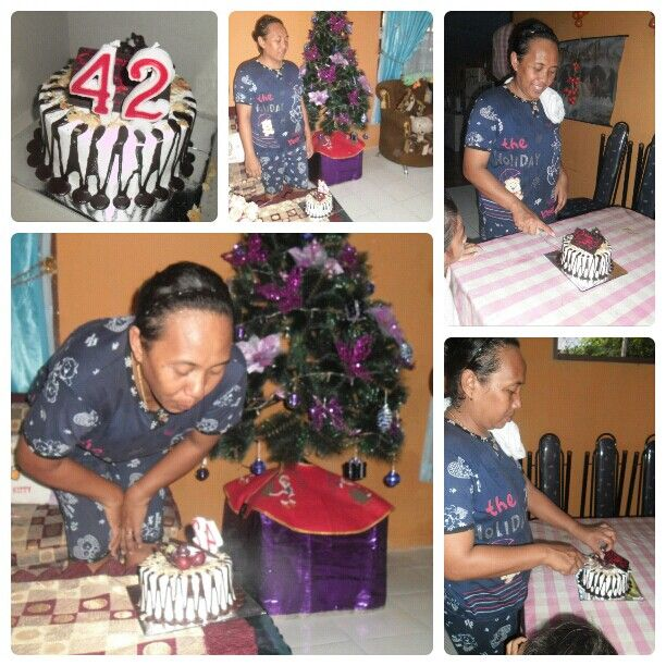 **Happy 42nd Birthday, Mum.. :* ILOVEYOU JBU