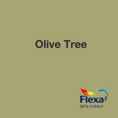 Collectie: Creations Kleur: Olive Tree URL: http://www.flexa.nl/nl/kleur/olive-tree/