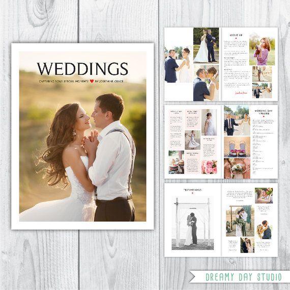 17 best ideas about Wedding Brochure on Pinterest | Creative ...