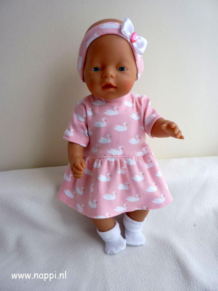 Zomerkleding / Baby Born 43 cm | Nappi.nl Eigen ontwerp