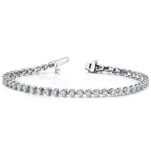 Diamantarmband 1.95 Karat aus 585er/750er Gelb- oder Weißgold  #diamantarmband #diamonds #diamante #diamanten #gold #schmuck #diamantschmuck #juwelier #abt #dortmund