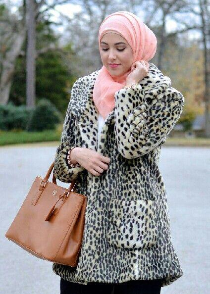 ..Classy & Fancy Hijabi Outfit Idea.. {Blog: WithLoveLeena}