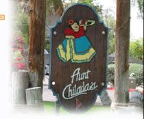 Aunt Chilada's - My good friend Scott told me about this hidden treasure. I've been hooked ever since. Strongly recommend the chimichanga or the seafood quesadilla.