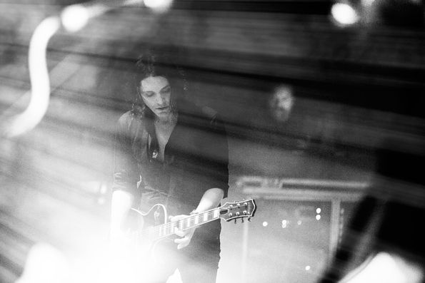 Placebo, Behind the Scenes, The Wilten, Los Angeles, CA, October 18th 2013