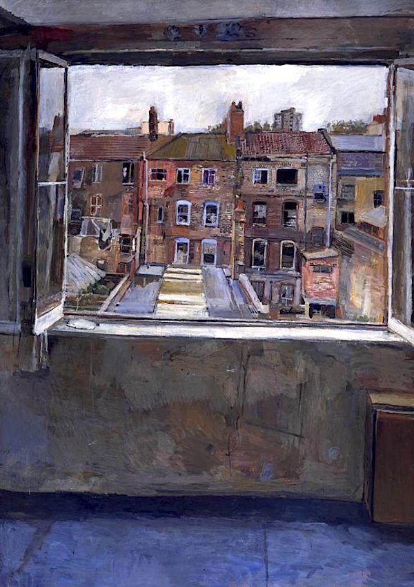 sheza — bofransson: Anthony Eyton, Open Window