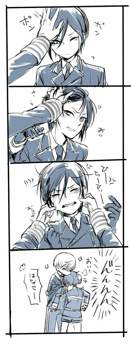 I worry about you sometimes Yagen, you grew up way too fast.