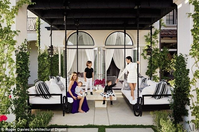 Reality star real estate:The Keeping Up with the Kardashians siblings' homes - decorated ...