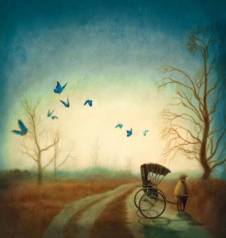 La Imaginación Dibujada: Benjamin Lacombe