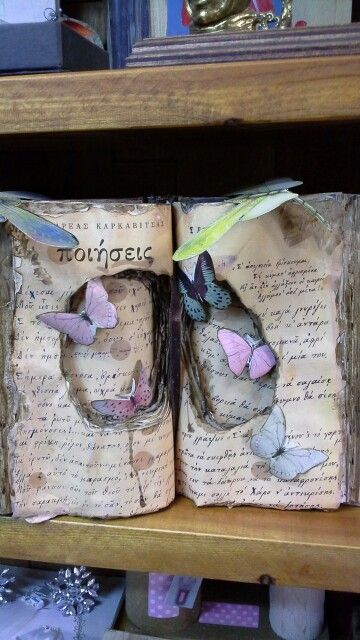 Hand made by Alexandra Billa