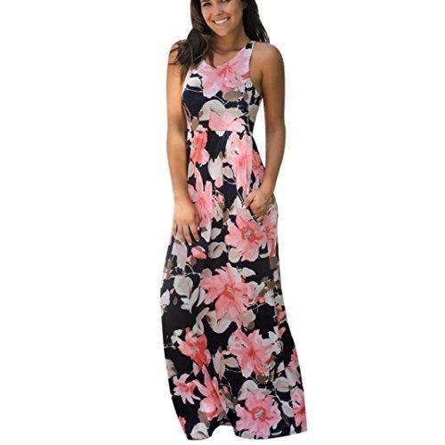 Oferta: 9.98€ Dto: -43%. Comprar Ofertas de vestidos verano mujer baratos 2017 casual Switchali vestidos de fiesta para bodas largos elegantes mujer maxi el vestido de n barato. ¡Mira las ofertas!