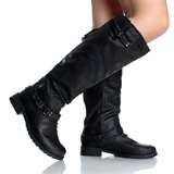 ladies biker boots, I would wear these