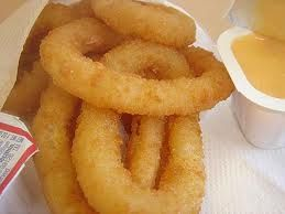 Burger King Copycat Recipes - Onion Rings & Zesty Ring Sauce
