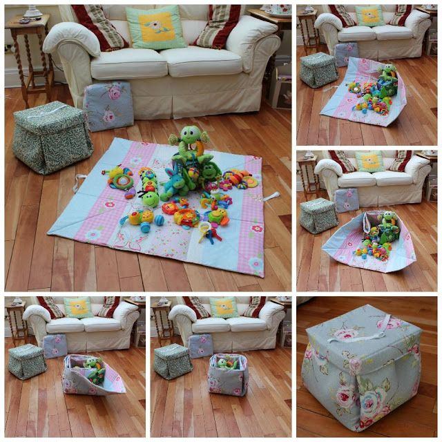 Me and my shadow: Tidy Time Activity Mat Giveaway