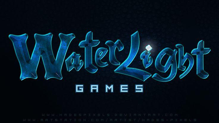 Waterlight Games Logo by HadesPixels.deviantart.com on @DeviantArt